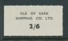 1969 Type Set Labels (2/6d Value Only)